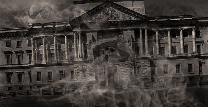 Привид Михайлівського замку