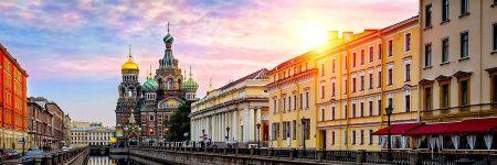 Як дістатися автобусом до Санкт-Петербурга?